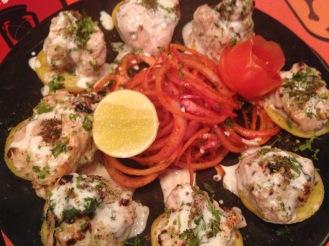 Chicken Tikka Kallimirchi